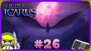 🔮 RIDERS OF ICARUS #26 💎 JE VEUT CAPTURER LE DRAGON AGNAS LE ROUGE ! [PC-FR-720P-60FPS]