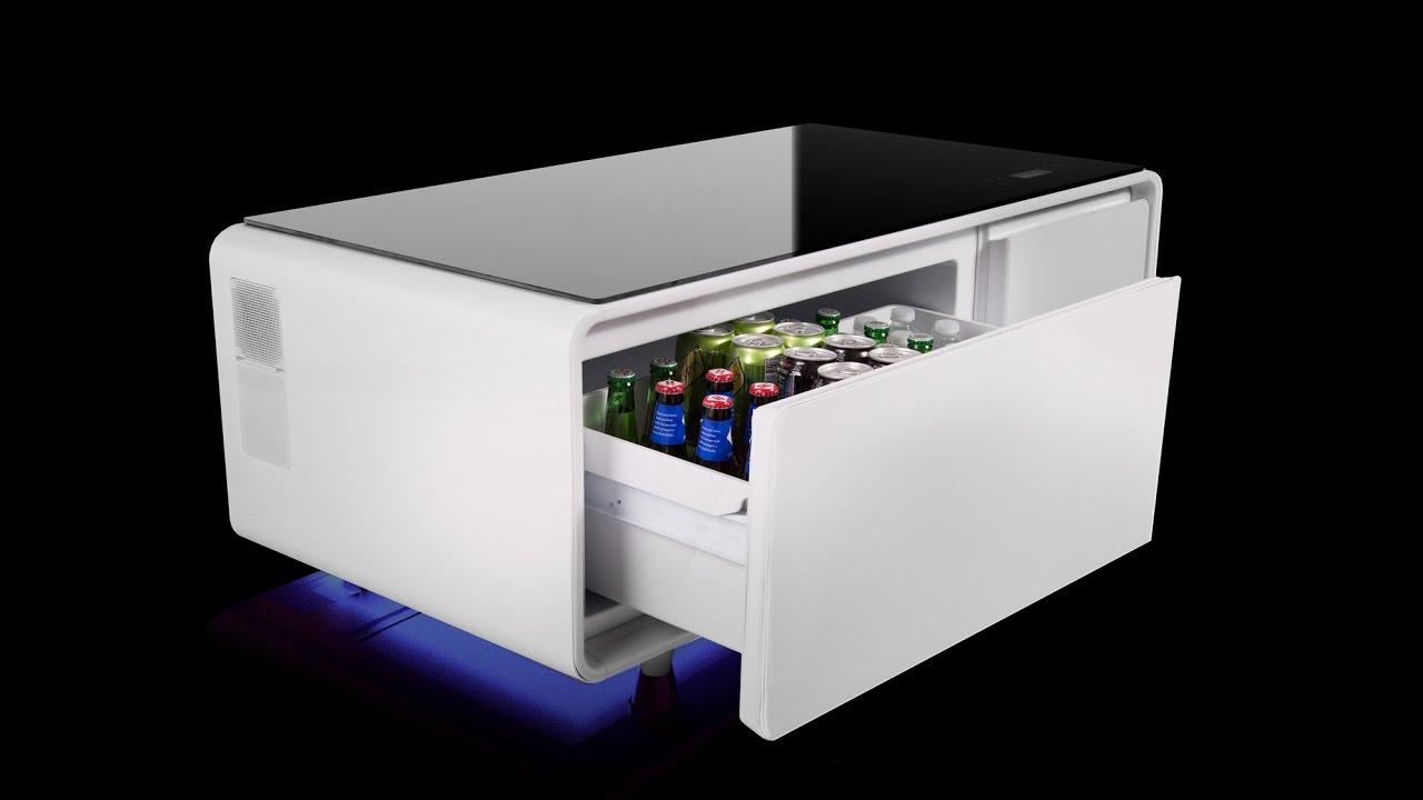 Sobro Coffee Table.Sobro A Cooler Coffee Table Indiegogo