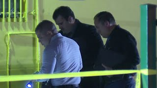Police search for clues after deadly shooting in Miami