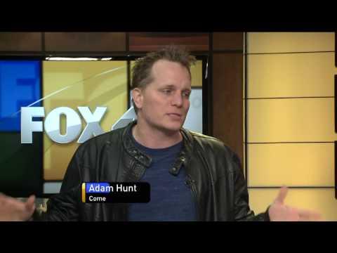 Adam Hunter Interview On FOX4 Kansas City