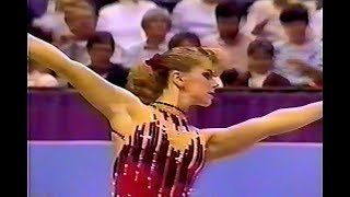 Tonya Harding - 1993 U.S. Figure Skating Championships - Short Program