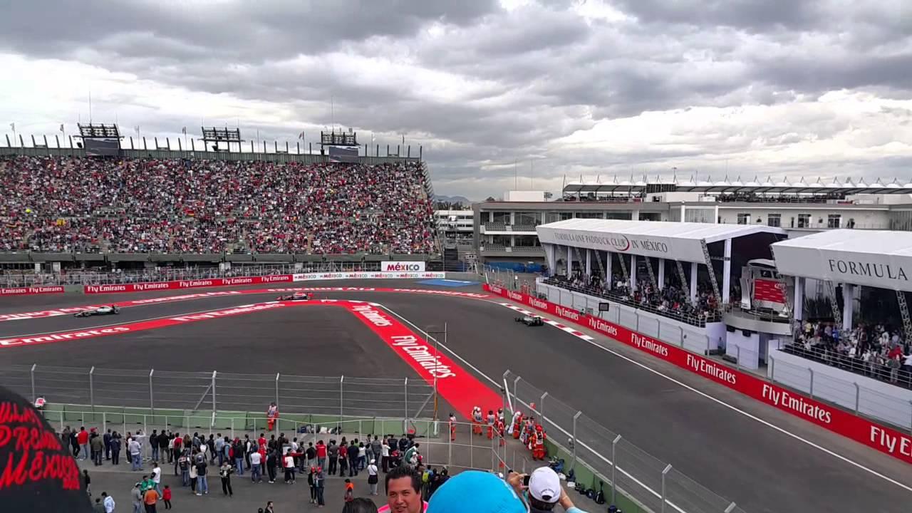F1 mexico zona gris 2 autodromo hermanos rodriguez youtube for Puerta 2 autodromo hermanos rodriguez
