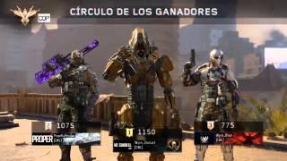 FINAL de torneo C3RO GAMING - black ops 3