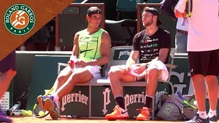 Rafael Nadal and Jack Sock answer fans' questions | Roland-Garros