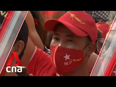 Myanmar's Southeast Asian neighbours express concerns over coup