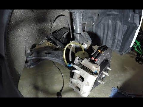 2015 Subaru Forester XT Ep. 82: DBA Brake Installation Part 1