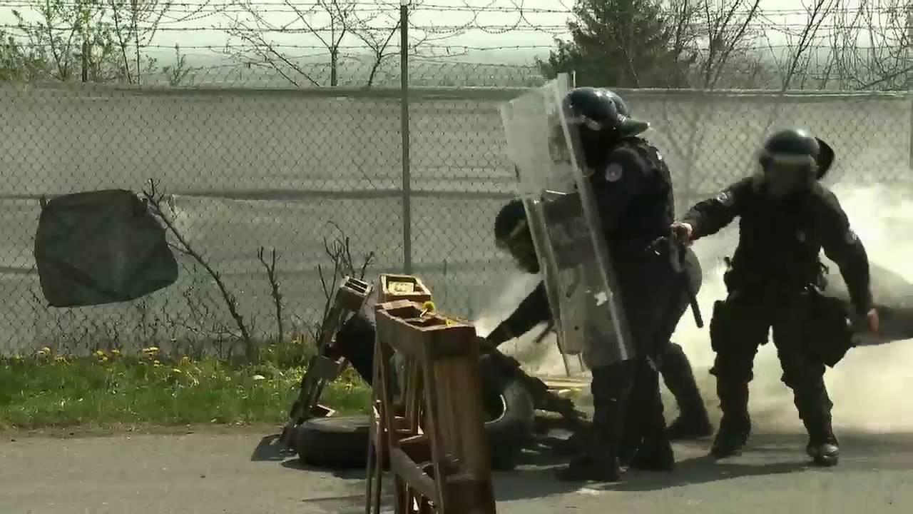 Entraîner la police du Kosovo