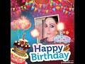 Hina Khan Happy .birthday song