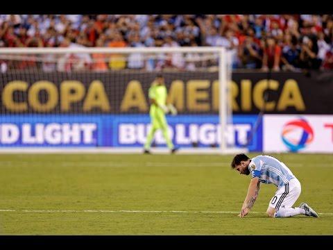 Lionel Messi Putus Asa di Timnas Argentina