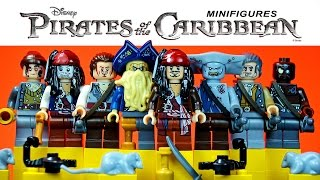 Popular Lego Pirates of the Caribbean: The Video Game & Jack Sparrow videos