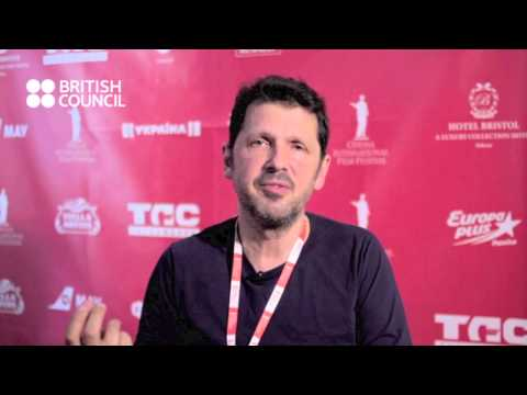 British director Peter Webber on Odessa International Film Festival
