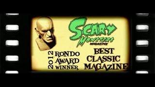 Scary Monsters Magazine Rondo Awards 2012 Speech