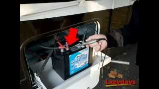 Checking for Draws on Your RV Battery Video