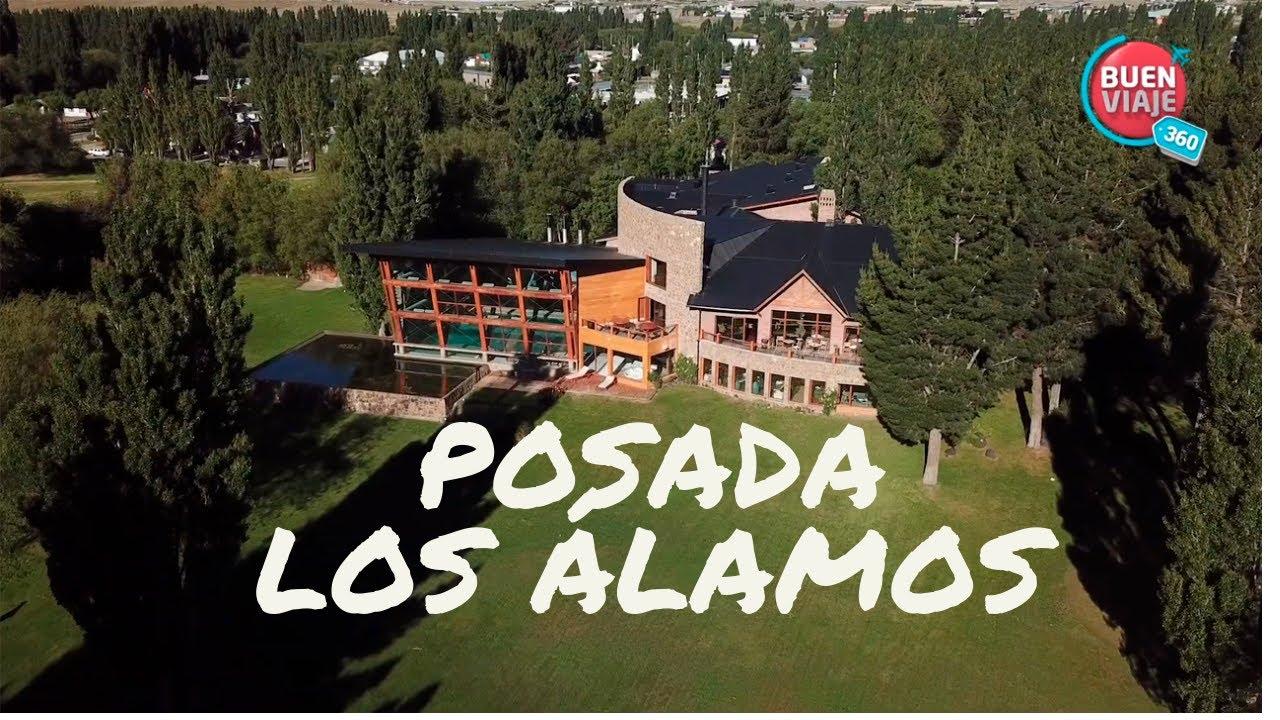 POSADA LOS ALAMOS HOTEL ❄️ EL CALAFATE