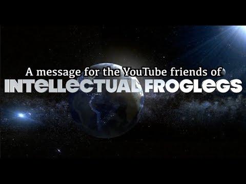 A Short Message for Joe Dan's YouTube Friends