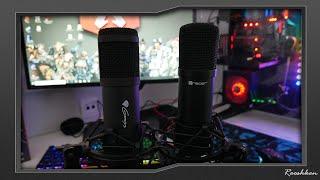 Genesis Vs Tracer - porównanie mikrofonów Radium 400(Genesis) i Studio Pro (Tracer)