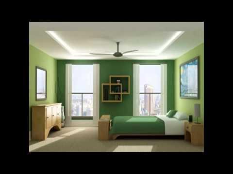 Interior design ideas for 1200 sqft flat bedroom design - Indian flats interior design ...