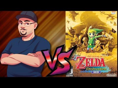 Johnny vs. The Legend of Zelda: The Wind Waker