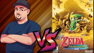 Johnny vs. The Legend of Zelda: The Wind Waker