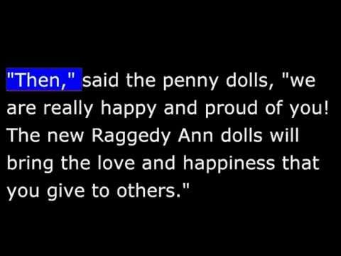 Story - Raggedy Ann- Chapter 13 of 13 - US State Department American English