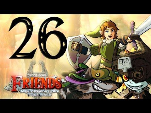 Super Best Friends Play The Legend of Zelda: Twilight Princess (Part 26)