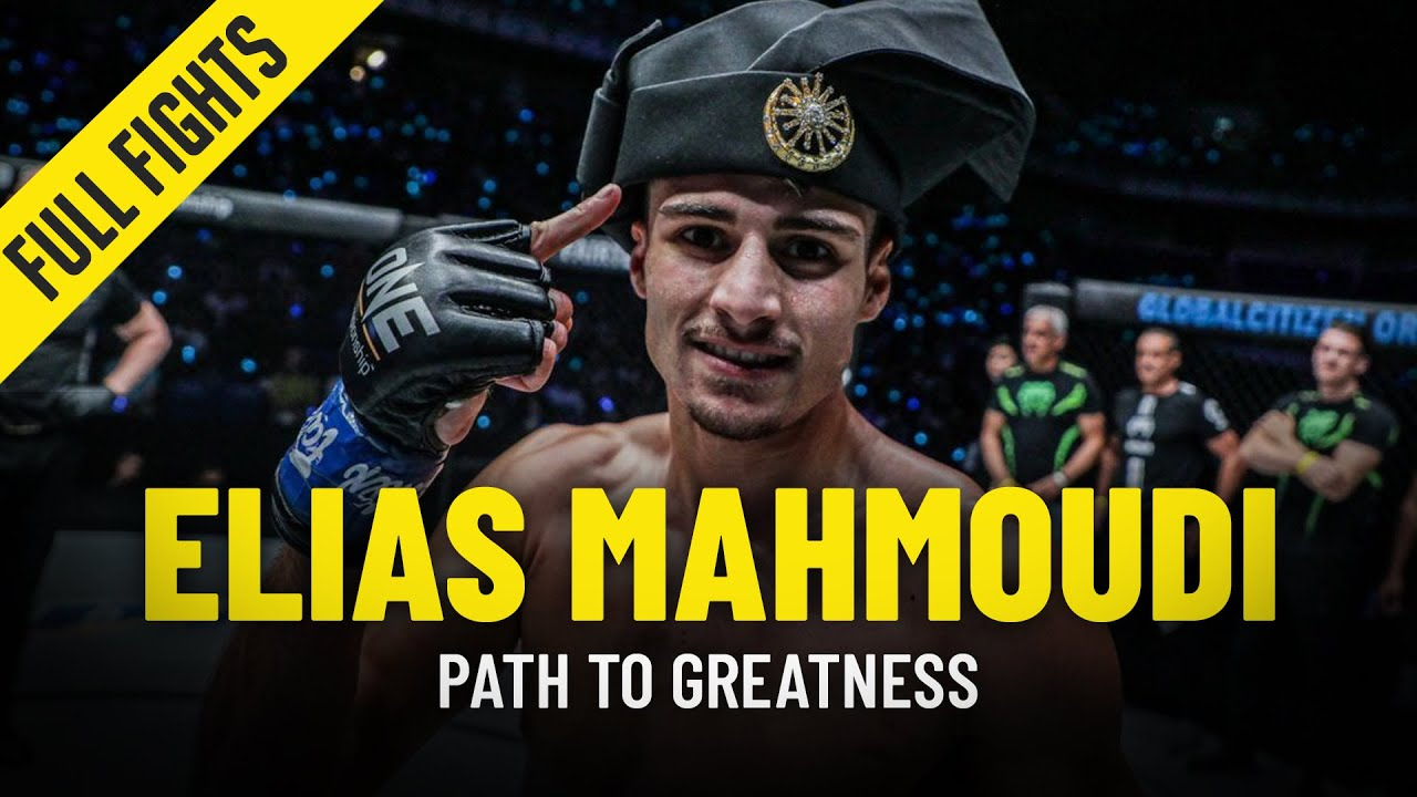 Elias Mahmoudi's Path To Greatness | ONE Full Fights & Features
