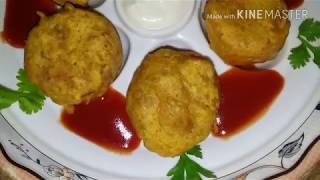 Yummy egg bals Easy cooking with as