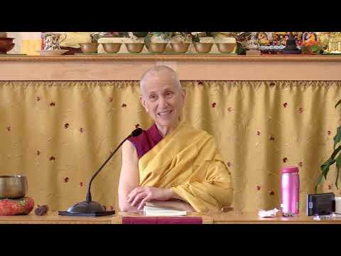 42 Engaging in the Bodhisattva's Deeds: The Perfection of Ethical Conduct & Fortitude 04-01-21