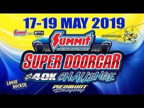 Super Doorcar $40K Challenge -  Abruzzi Sunday