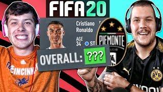 FIFA 20 Career Mode GUESS WHO CHALLENGE!!! vs BFordLancer48