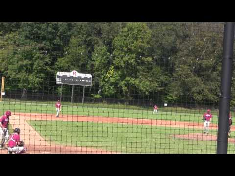 Rider University Baseball Practice