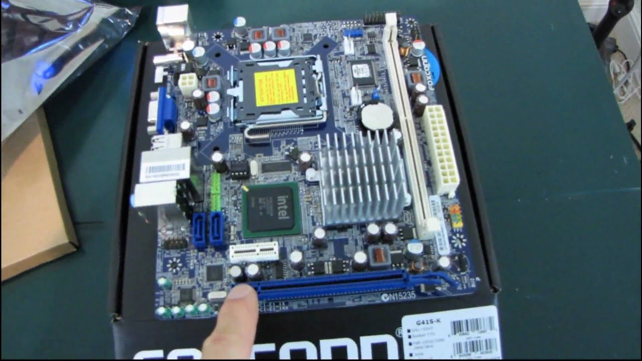 Driver: Foxconn A6VMX-K AMD Graphics