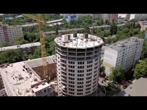 Вести состройки общежития ДГТУ от 29 мая 2018 г