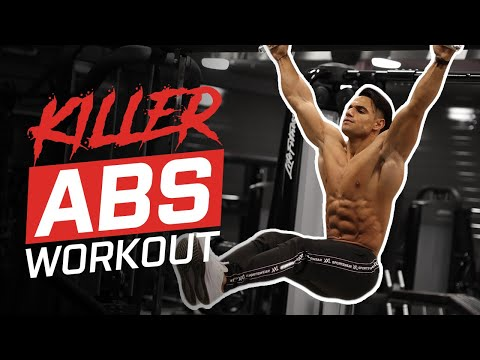 Killer Abs Workout Mit IFBB Elite Pro Ali Bilal