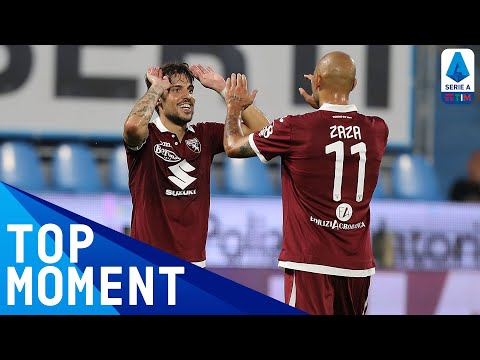 Verdi Worldie Saves Torino from Relegation! | SPAL 1-1 Torino | Top Moment | Serie A TIM