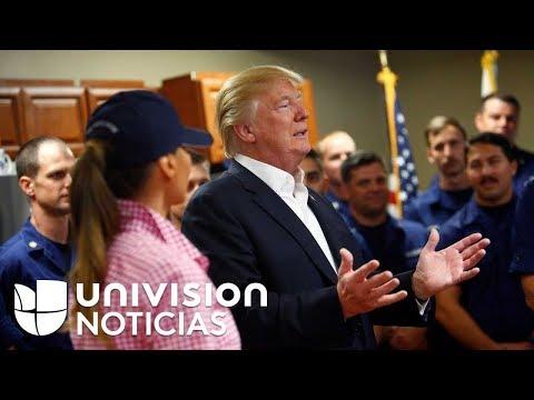 Trump aprovecha el tradicional discurso de Acción de Gracias para enumerar lo que considera sus éxit