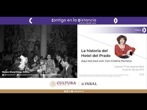 Museo Mural Diego Rivera | testimonio de los trabajadores del Hotel del Prado | Aquí nos tocó vivir