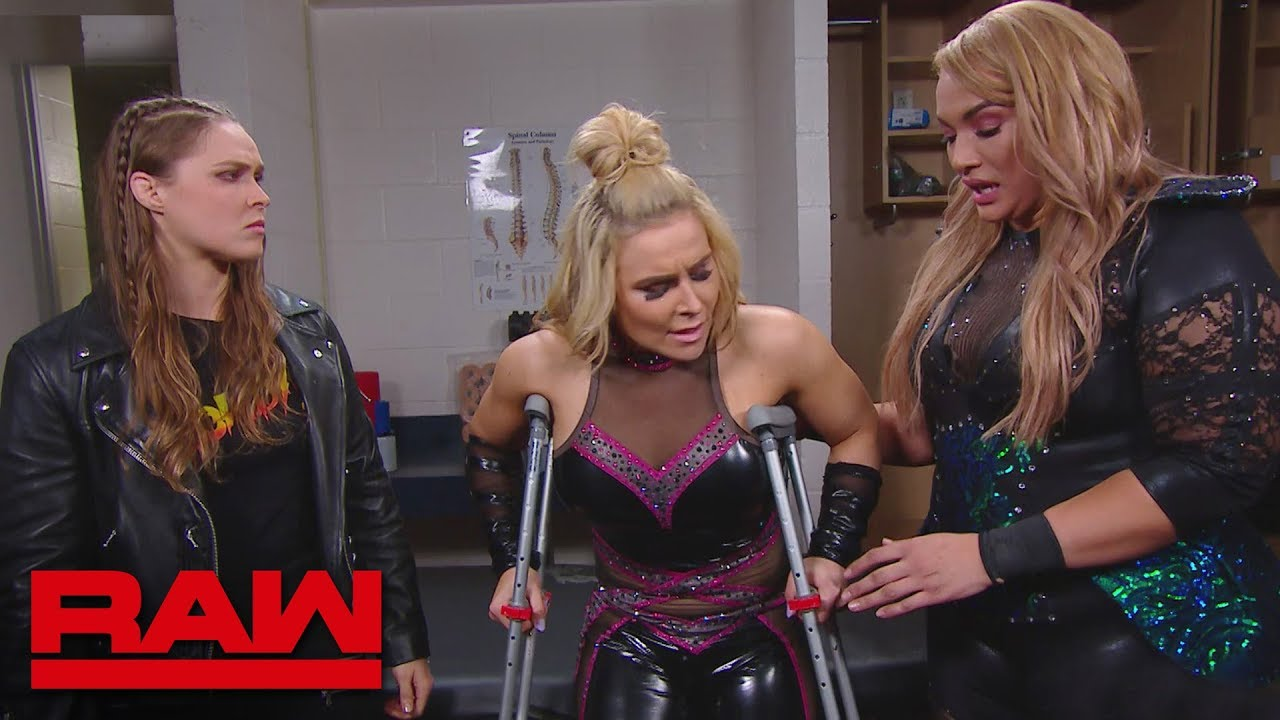 Image result for Nia Jax, Natalya, Ronda Rousey