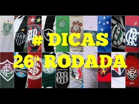 DICAS CARTOLA FC 2016 #26 Rodada DICAS