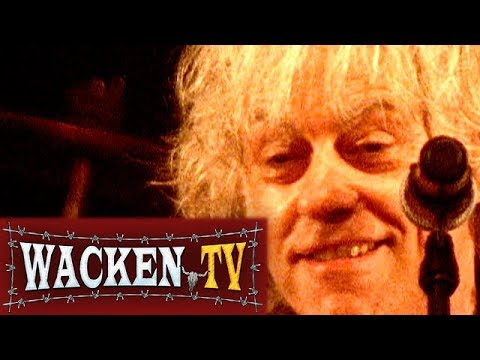 The Boomtown Rats - 2 Songs - Live at Wacken Open Air 2017