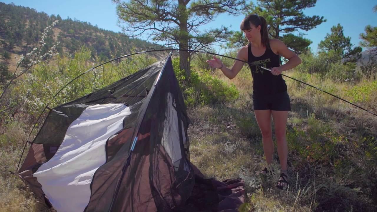 Slumberjack Trail Tent & Slumberjack: Trail Tent - YouTube