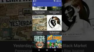 GoneMAD Music Player 3.0 Work in Progress 2