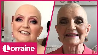 Subscribe now for more! http://bit.ly/1kya9sv linda and anne nolan both received devastating calls on the same day back in may that their cancers had returne...