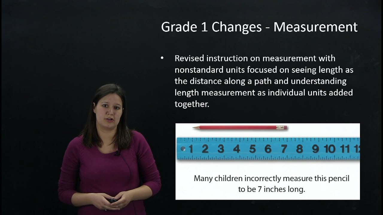 Overview of Changes Made to the Grade 1 Everyday Mathematics 4 - YouTube