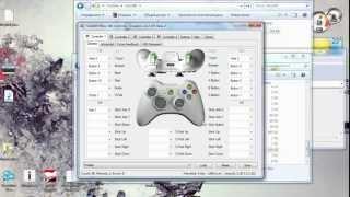 Як налаштувати Xbox 360 Controller Emulator