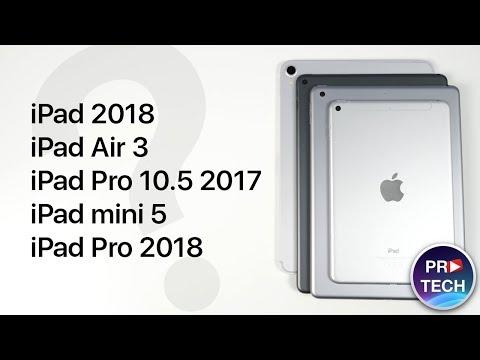 Какой IPad выбрать в 2019: Исчерпывающее руководство. IPad Pro 2018, Air 3, IPad Mini 5, IPad 2018