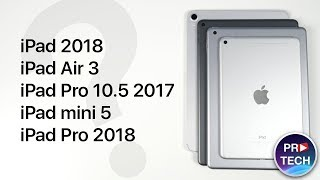 какой iPad выбрать в 2019 году  iPad 2018, iPad 2019, iPad Pro 2018, iPad mini, Air? Айпад 2019