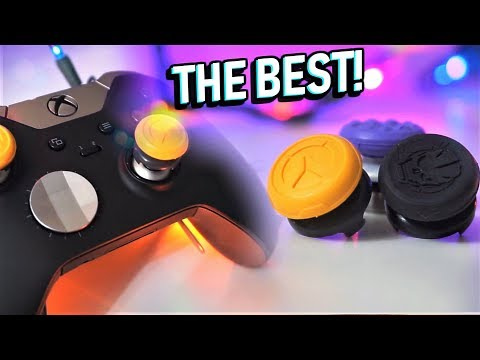 Reviewing BEST KontrolFreek Thumbsticks for the Holidays!