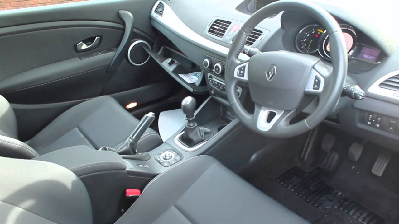 2012 renault megane coupe 3 door 1 5 dci 110 edo dynamique. Black Bedroom Furniture Sets. Home Design Ideas