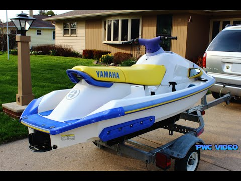 How to buy a used Jetski Waverunner Seadoo or personal watercraft - PWC Video